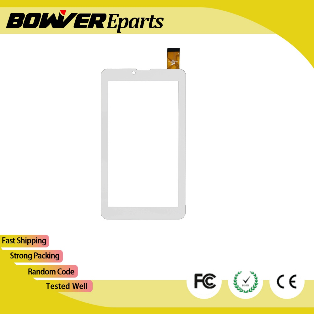 $ A+   hsctp-441(706)-7-a New for 7 inch Capacitive Touch Screen External screen Panel Digitizer Replacement Parts 10 1 inch hk10dr2438 hk10dr2438 v01 external capacitive touch screen capacitance panel handwritten