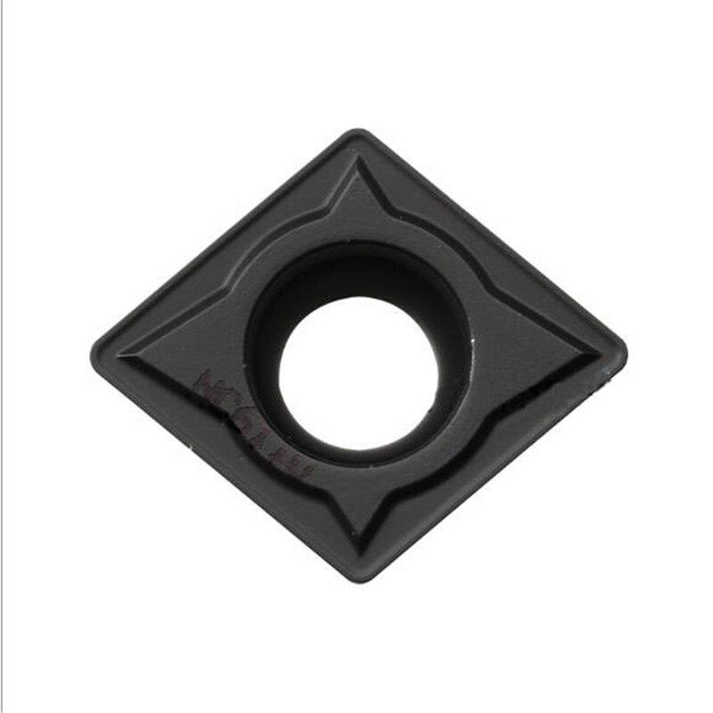 CCMT120404 C25 NC6110/CCMT120408 C25 NC6110,turning tool holder boring bar machine CNC inserts 10 piece