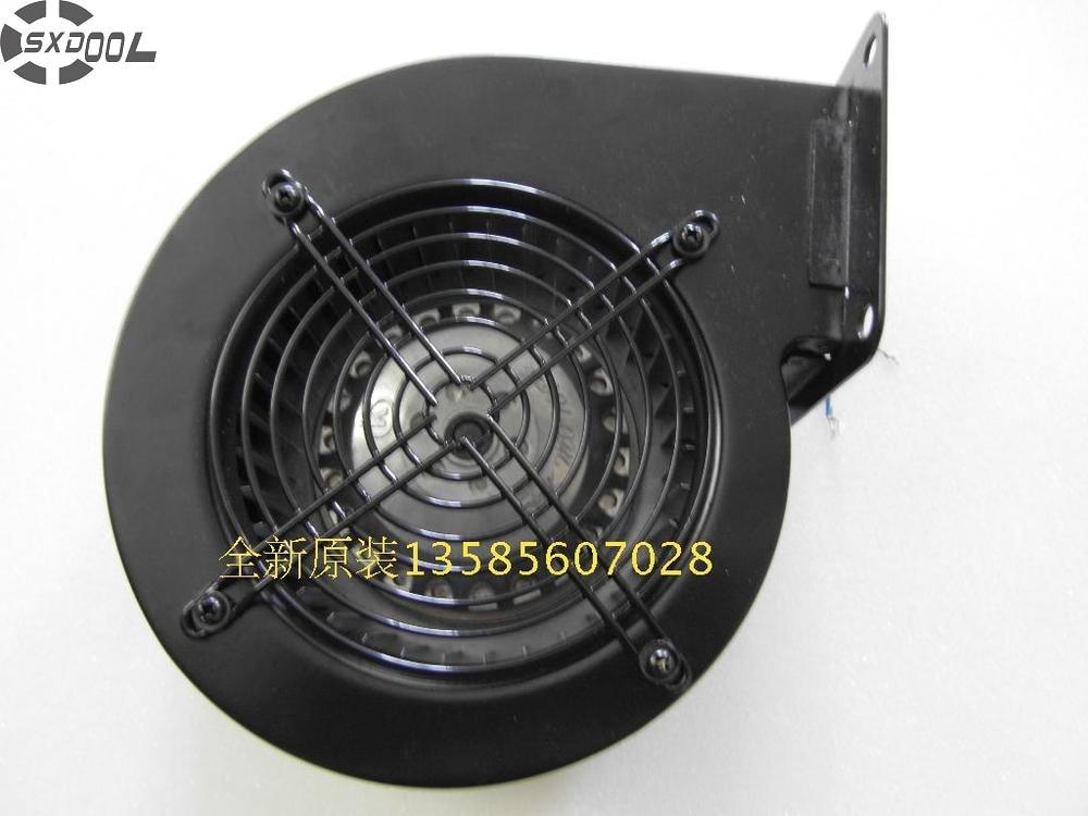 SXDOOL High temperature centrifugal fan 130FLJ4WYD4-2 220V 30W AC blower fan volute free shipping high temperature centrifugal fan 130flj4wyd4 2 220v 30w ac blower fan volute