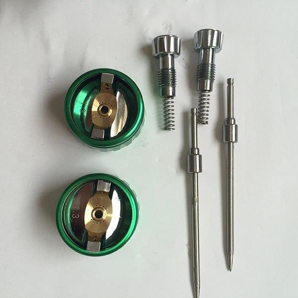 SAT1189 verniciatura a spruzzo per fondotinta ad aria per auto - Utensili elettrici - Fotografia 4
