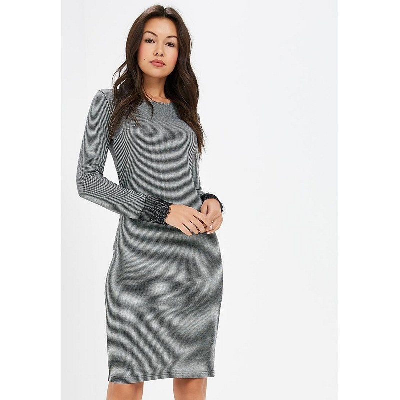 Dresses MODIS M182W00413 dress cotton clothes apparel casual for female for woman TmallFS dresses modis m182w00416 dress cotton clothes apparel casual for female for woman tmallfs