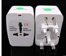 Новый универсальный адаптер розетка comverter универсальный все в 1 путешествия электрические Адаптеры питания Plug США Великобритания AU ЕС Бесплатная доставка