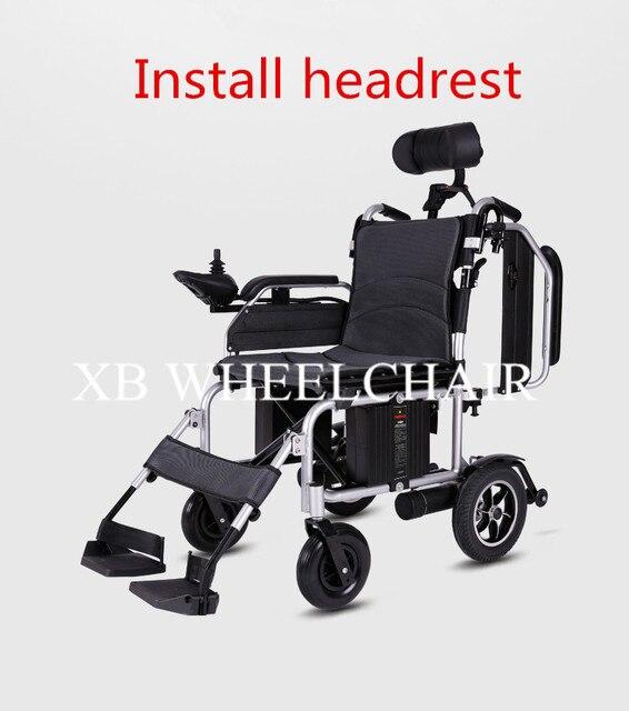 Pas Cher Prix Pliage Fauteuil Roulant électrique Avec Moteur Dans - Prix d un fauteuil roulant Électrique