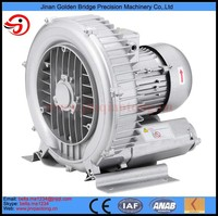JQT 1100 C Pneumatic Conveying Blowers Vortex Gas Blower Side Channel Blower Small Air Blower For Fish Pond