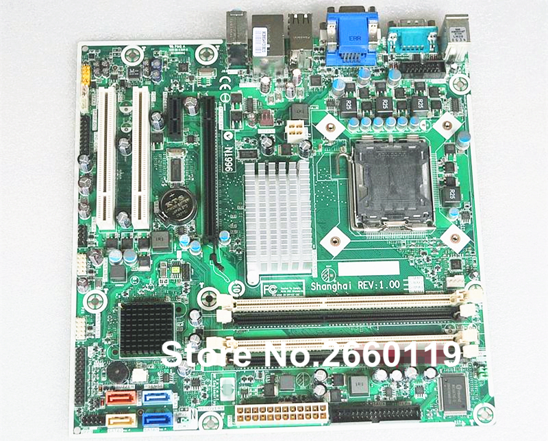 ФОТО Desktop motherboard for HP PRO4500 636735-001 635522-001 system mainboard fully tested and perfect quality