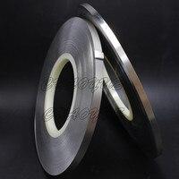 0 15 X 8mm 1kg Nickel Plated Steel Strap Strip Sheets For Battery Spot Welding Machine