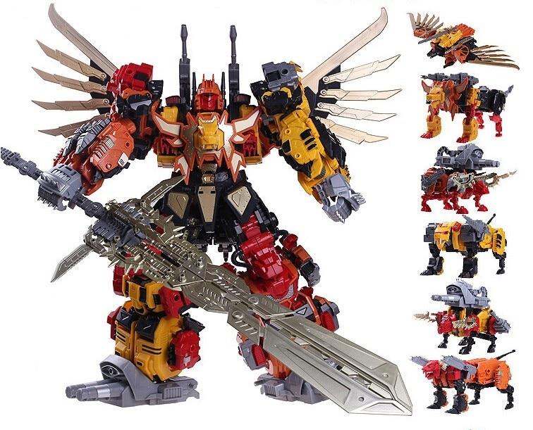 Robot For Big Boys Toys : Original high quality in deformation robot predaking