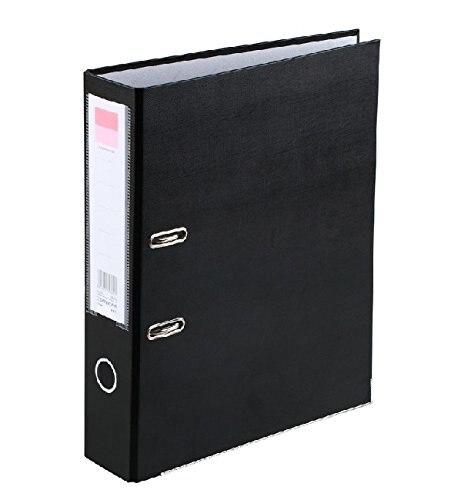 Comix A108A Lever Arch File F/c 3inch 55mm One PC 285*345*75mm 566g Colour Black Blue , Random Color блендеры polaris блендер polaris phb 1321l погружной черный серебристый