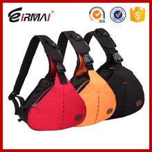 Impermeable triángulo ss16-1 slr dslr camera case bag para nikon canon sony pentax olympus fuji leica 3 colores