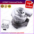 GT30 Turbocharger para Audi VW Opel Flangia T3 T3 A/R. 60 Flange T3 GT30 GT3037 Turbocompressore GT3076R 4-PARAFUSO 500HP Anti-Surge