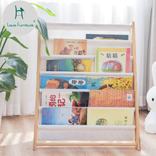Louis Fashion Bookcases Bookshelves Childrens Kindergartens Baby Solid Wood Storagesimple ModernChina