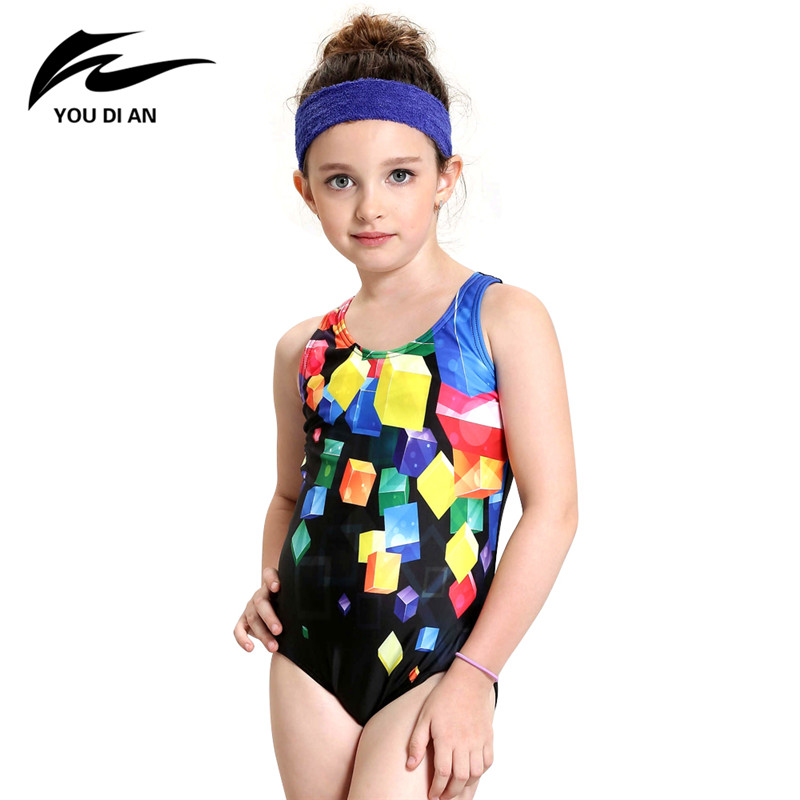 Aliexpress.com : Buy new children swimwear kids patchwork ...