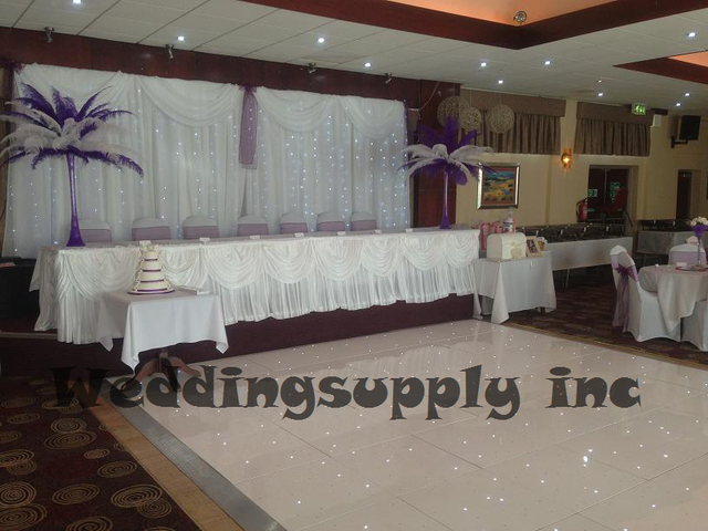 White wedding backdrop with detachable swag wedding drape and white wedding backdrop with detachable swag wedding drape and curtain wedding decoration free shipping junglespirit Image collections