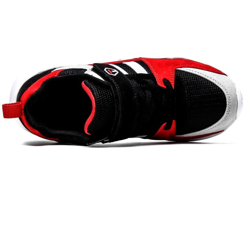 Купить с кэшбэком Trend Breathable Soft Leather Kids Sneakers Boys Running Shoes Footwear Sneakers Children Sports Shoes Outdoor Boy Walking Shoes