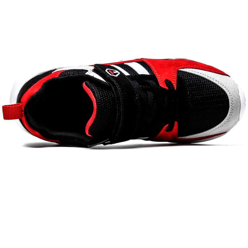 Trend Breathable Soft Leather Kids Sneakers Boys Running Shoes Footwear Sbeakers Children Sports Shoes Outdoor Boy Walking Shoes in Running Shoes from Sports Entertainment