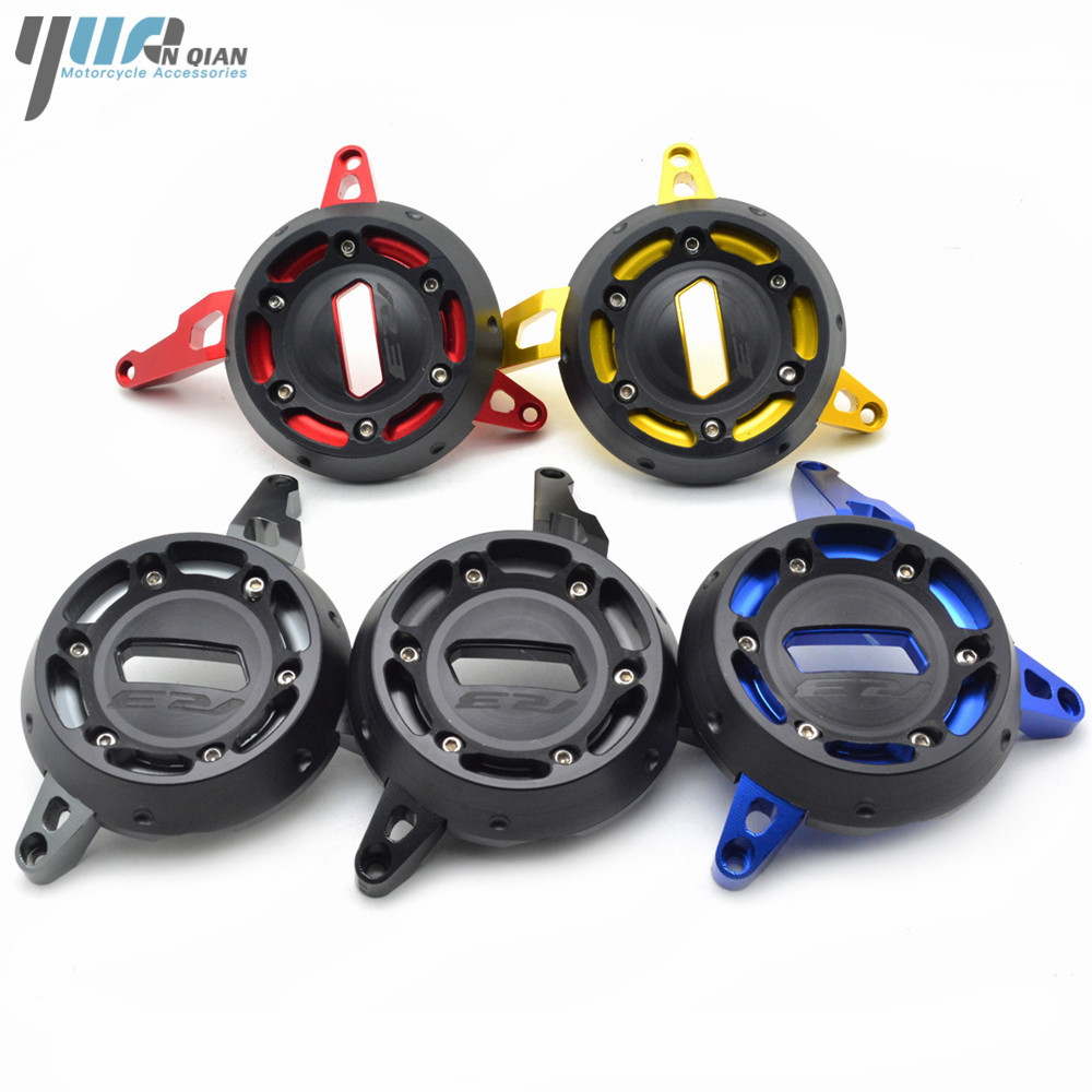 For Yamaha YZF-R3 YZF R3 R25 2015 2016 Motorcycle Engine Stator Cover Moto CNC Engine Protective Cover Right Side Protector  motorcycle cnc aluminium engine protective protect cover right side for yamaha yzf r3 yzf r3 r3 15 16 2015 2016