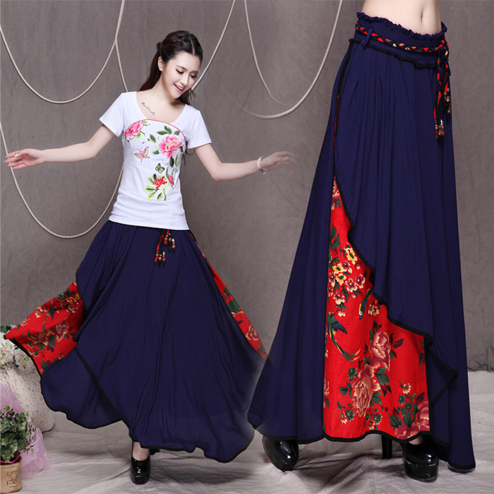 Long Skirt And Long Top | Jill Dress