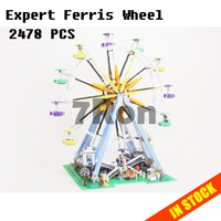 Models building toy 15012 Expert Ferris Wheel Building Blocks Compatible with lego city 10247 toys & hobbies Children gifts