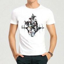 White Sword Art Online Logo T-Shirt