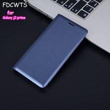 FDCWTS Copertura di Vibrazione Del Raccoglitore Custodia In Pelle Per Samsung Galaxy J2 Prime G532 G532F G532H 5.0 pollice Slim Antiurto Cassa Del Telefono