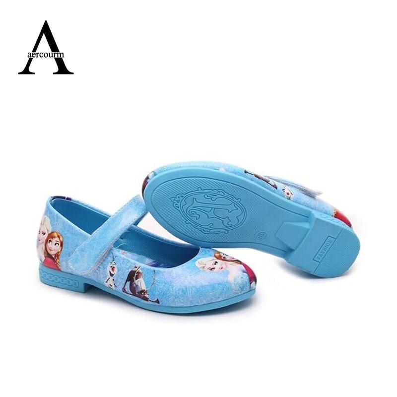 Schuhe von elsa und anna