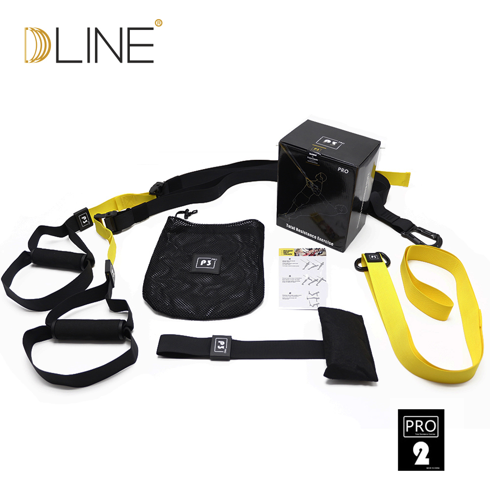 Resistance Bands Hanging belt Sport Gym workout Crossfit Fitness Suspension Exercise Pull rope straps for Training strength training