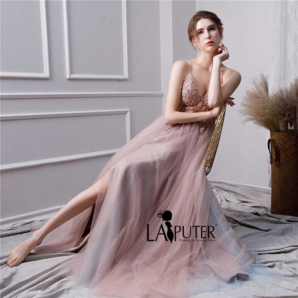 c4ad5268bd Detail Feedback Questions about LAIPUTER Evening Dresses for Women ...