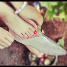 Foot-Mask Pedicure Socks Feet Exfoliating Soft-Peel-Feet 1pack Skin-Care Heels for Leg