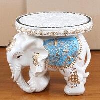 Европейский слон Творческий практичным повезло гостиная украшения переехал в новые свадебные подарки