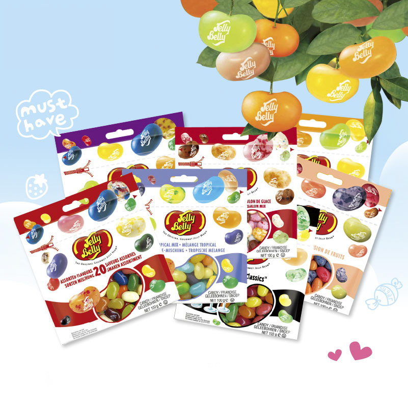 Jelly Belly Candy Food Strange Taste Bean Boozled Harry Potter Candy Jelly Beans Sweet Candy Snack Gifts for Children