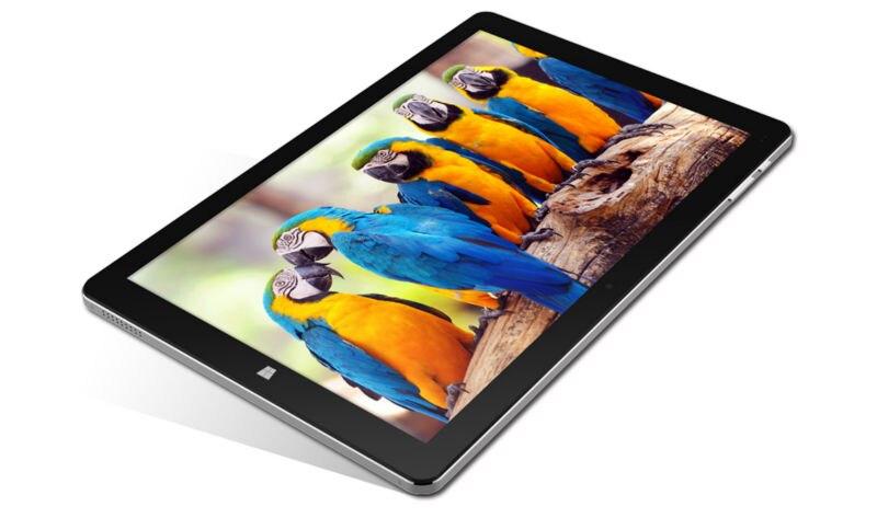 CHUWI Hi10 Plus 10.8 Inch Tablet PC Windows 10 Android 5.1 Intel Atom Z8350 Quad Core 4GB RAM 64GB ROM Dual Camera Tablets