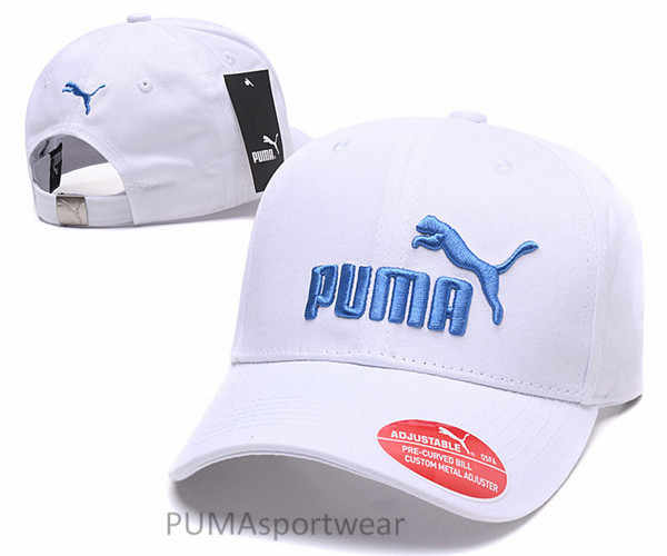 Detail Feedback Questions about New Arrival 2018 Original PUMA Pre Curyed  Bill Adjustable Metal Hat Unisex Baseball Golf Sport Caps Sportswear on ... f59e46c82dd
