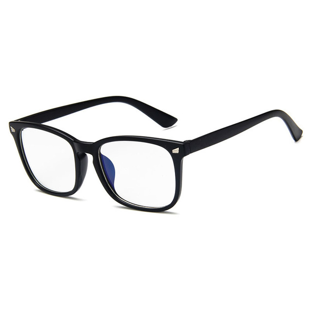 Unisex Glasses Anti Blue Light Radiation Nerd Points for Computer and Gaming Eye Protect 1