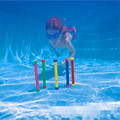 Bar Paddle brinquedos das crianças fornece equipamentos de Mergulho de mergulho cor 5 carregamento combinação piscina acessórios LMY916
