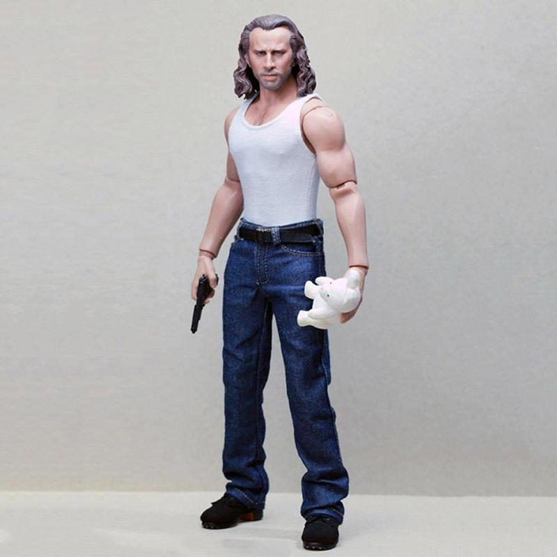 1/6 Scale Nicolas Cage Con Air Full Set Whole Box Figures for Toys Gifts Collections 1