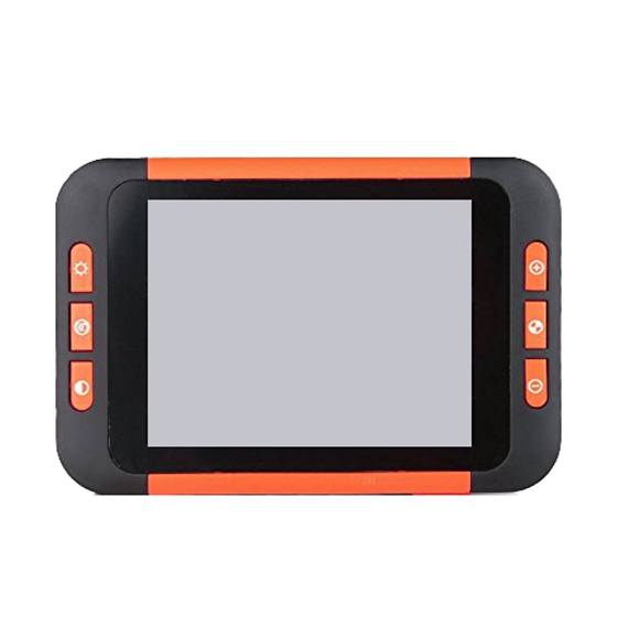 AYHF-3.5 inch Color LCD Screen Pocket Portable Electronic Reading Aid Video Magnifier fo ...