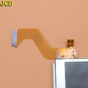 Image 3 - JCD 1 pcs למעלה תחתון עליון תחתון LCD מסך עבור NDSL משחק אביזרי תצוגת מסך עבור Nintend DSLite DS Lite