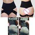 Butt Lifter Tummy Control de Faja Panty de las mujeres Abundantes Nalgas Sexy Boyshort Booty Butt Enhancer Lifter Mujeres Ascensor
