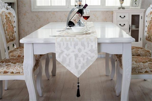Moderne Tischdecke grau weiß kaffee moderne tischdecke rechteckigen hochzeit