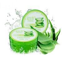 Marca Aloe gel facial de remoção de acne pockmark cicatriz desvanecimento clareamento hidratante após máscara de reparação sol facial creme 160 g