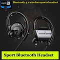 Caliente del Bluetooth del auricular Inalámbrico Bluetooth Running Sport Stereo Music Auriculares Con Micrófono Auriculares