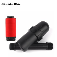 1.2 1.5 2 inch 120 Mesh Screen Filter Garden Drip Irrigation Filter Agricultural Watering Kits Fountain Tools