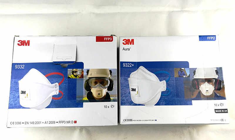 3m aura maske ffp3