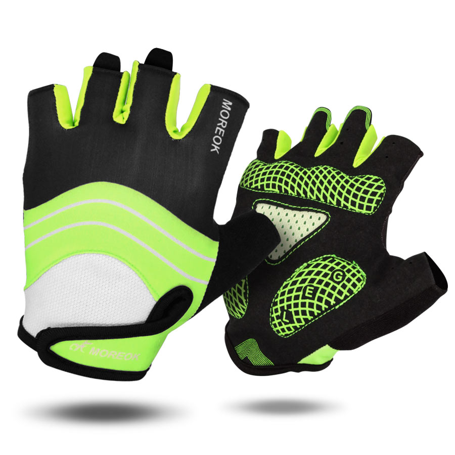 Cycling Gloves Half Finger High Quality MTB Road Bike Gloves Man Gel Breathable Outdoor Sport Bicycle shockproof Gloves Summer batfox women cycling gloves female fitness sport gloves half finger mtb bike glove road bike bicycle gloves bicycle accessories