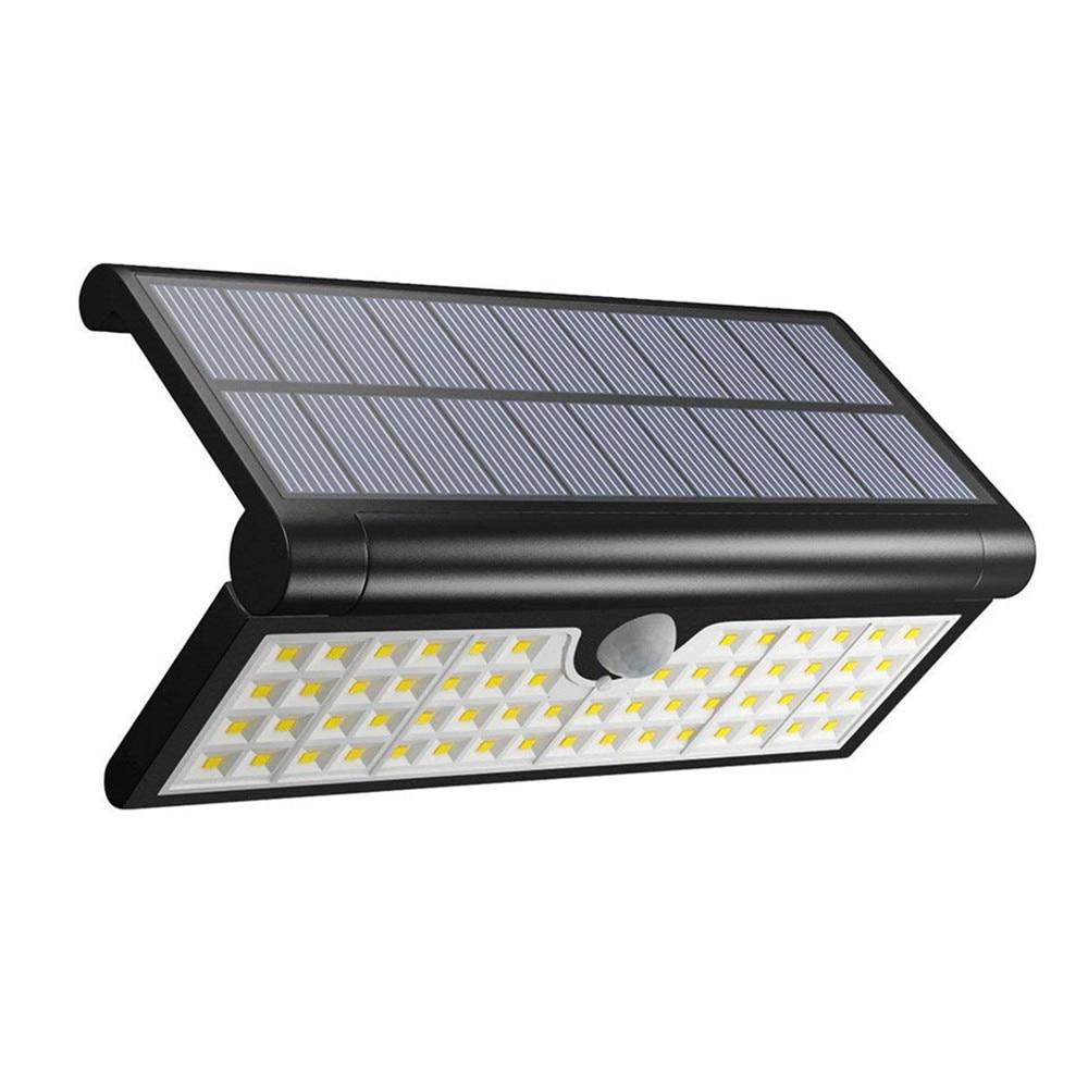 58 Led Outdoor Lamp Waterproof Wireless Solar Motion Sensor Light