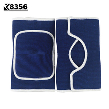 K8356 1Pair Sponge Knee pads Dance Basketball Knee Protectors Football Volleyball Knee Brace font b Fitness