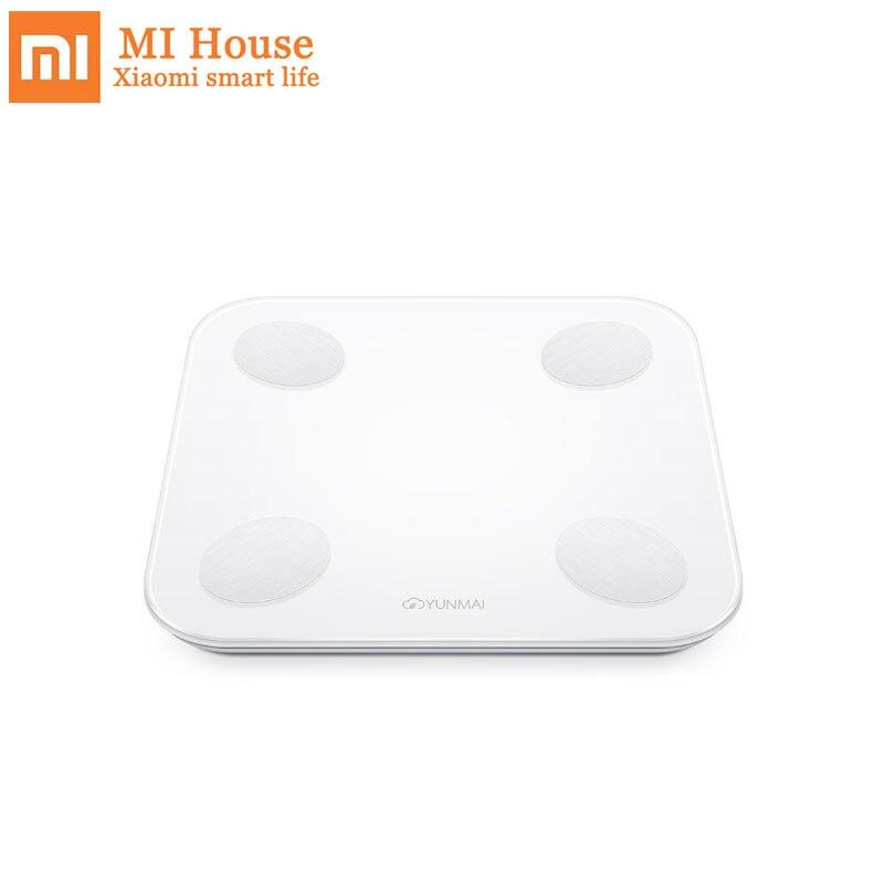 Original Xiaomi อัจฉริยะ YUNMAI Mini 2 Balance สมาร์ทไขมันเครื่องชั่งน้ำหนักภาษาอังกฤษ APP ควบคุมจอแสดงผล LED ที่ซ่อนอยู่-ใน รีโมทคอนโทรลอัจฉริยะ จาก อุปกรณ์อิเล็กทรอนิกส์ บน AliExpress - 11.11_สิบเอ็ด สิบเอ็ดวันคนโสด 1