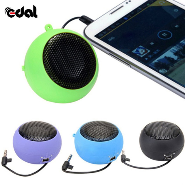 Mini Portable Hamburger Speaker Amplifier For iPod iPad Laptop for iPhone Tablet PC 7BDK Candy Color Music Speaker 8 Colors