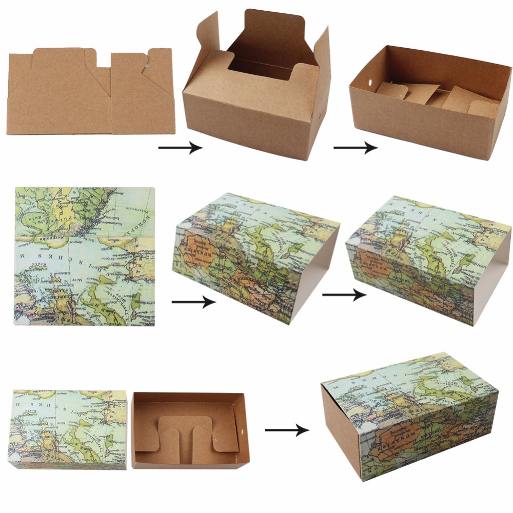 10pcs wedding party favors box candy gift box with world map theme 10pcs wedding party favors box candy gift box with world map theme candy box birthday party supply in gift bags wrapping supplies from home garden on gumiabroncs Image collections