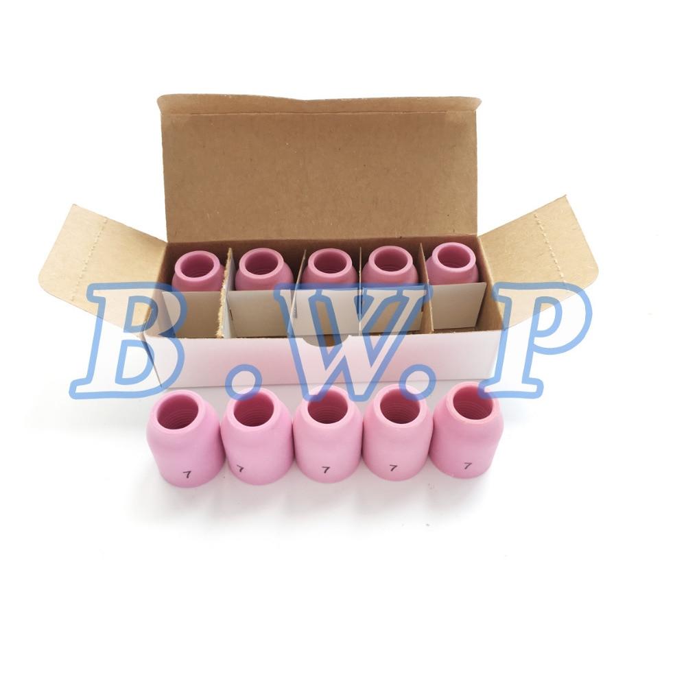 Alumina TIG Ceramic Cup // Nozzle 13N08 WP-9 // 20 #4-2 pack SR